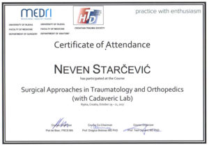 Surgical Approaches in Traumatology and Orthopedics